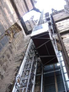 Wohlfahrt A S Das Hohe Dach Des Kolner Dom